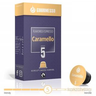 Gourmesso Soffio Caramello Nespresso kompatibilis kapszula 5 g Otthon