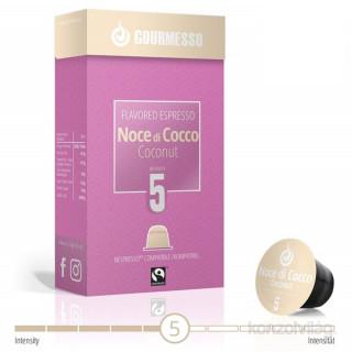 Gourmesso Soffio Noce Di Cocco Nespresso kompatibilis kapszula 5 g Otthon