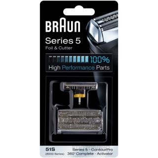 Braun 51S combipack Otthon