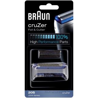 Braun 20S combipack Otthon