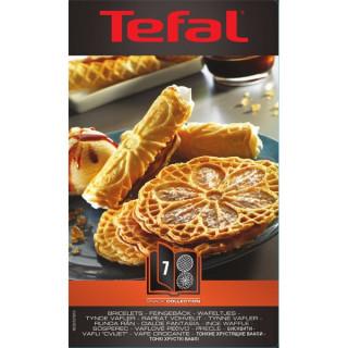 Tefal XA800712 Snack Collection sütemény cserélhető sütőlap Otthon
