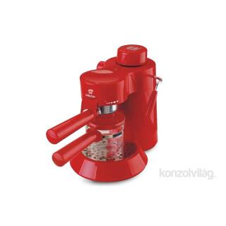 Orion OCM2017R piros presszó kávéfőző Otthon