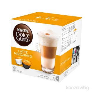 Nescafé Dolce Gusto Latte Macchiato 16 kapszula Otthon
