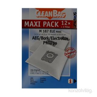 Scanpart 2687441187 S-Bag 12 db porzsák és 2 db filter Otthon
