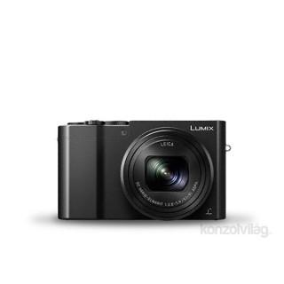 72ac6d3580a7 Panasonic DMC-TZ100EPK Fekete digitális fényképezőgép PC - akciós ár ...