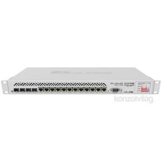 MikroTik CCR1036-12G-4S-EM 12 port GbE, 4xSFP, 19