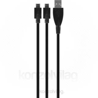 Venom VS2794 Dual Play & Charge 3 méter Micro-USB töltőkábel PC