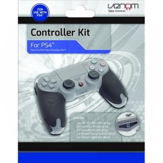 Venom VS2799 Controller Kit - Grip & Decal pack PS4 kontroller csomag PC