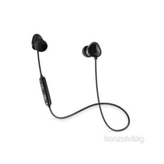 ACME BH104 Bluetooth fekete sztereó fülhallgató PC