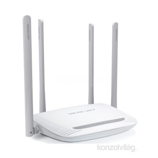 Mercusys MW325R 300Mbps Vezeték nélküli router PC