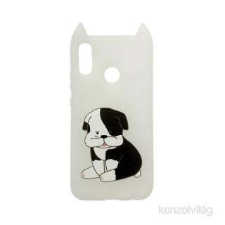 Hana HANA-POP-IPHSE-W1 Pop Kutyus iPhone SE szilikon hátlap PC