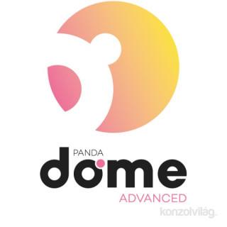 Panda Dome Advanced HUN 1 Eszköz 3 év online vírusirtó szoftver PC