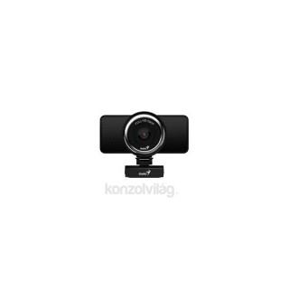 Genius Ecam 8000 1080p fekete webkamera PC