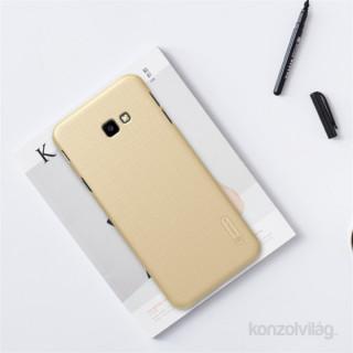 Nillkin NL166851 Frosted Samsung J4+ 2018 arany hátlap képernyővédő fóliával PC