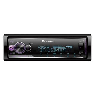 Pioneer MVH-S510BT Bluetooth/USB/AUX autóhifi fejegység PC