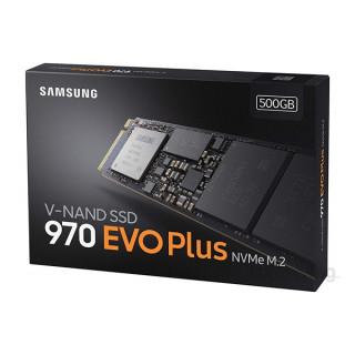 Samsung 500GB NVMe 1.3 M.2 2280 970 EVO Plus (MZ-V7S500BW) SSD PC