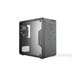Cooler Master MasterBox Q300L fekete mATX ház PC