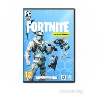 Fortnite: Deep Freeze Bundle PC játékszoftver PC