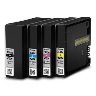 Canon PGI-2500XL fekete patron, 2.500 oldal, MB5050, MB5350, IB4050 PC