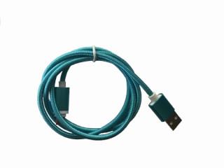 BH208 Type-c USB kábel 1m kék 2A Mobil