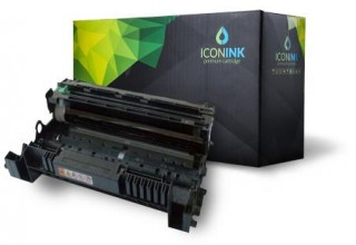 ICONINK utángyártott fekete dob, Brother DR-1030 PC