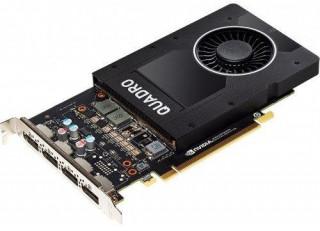 HP videokártya NVIDIA Quadro P2000 5GB Graphics PC