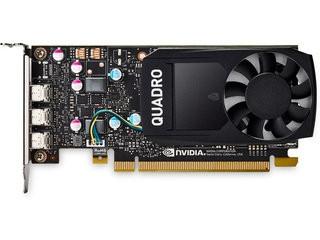 HP videokártya NVIDIA Quadro P400 2GB PC