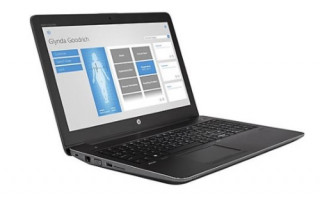 HP Zbook 15 G4, 15.6
