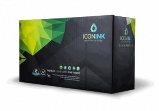 ICONINK utángyártott fekete toner, HP CF410X PC