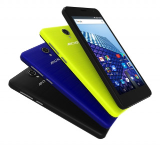 Archos Access 50 Color okostelefon, 5