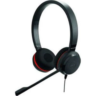 Jabra EVOLVE 30 II MS Stereo USB Headband, Noise cancelling, USB and 3.5 connect PC