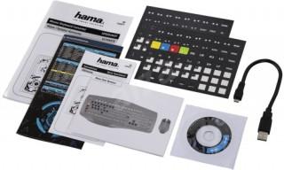 HAMA GAMING SPEEDSHOT ADAPTER (XBOX360,XBOX1,PS3,PS4) PC