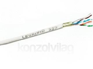 LEGRAND fali kábel réz Cat6 árnyékolatlan (U/UTP) 4 érpár (AWG23) PVC fehér d:6. PC