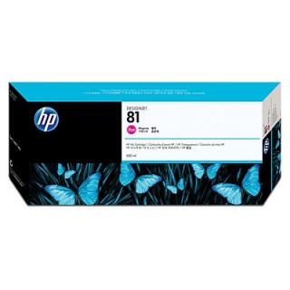 HP 81 bíbor festéktintapatron PC