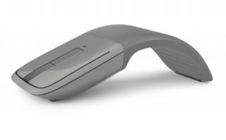 Microsoft ARC Touch vezeték nélküli egér, szürke, W10 PC