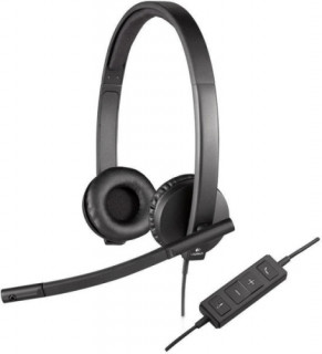 Logitech headset H570e Szereo PC