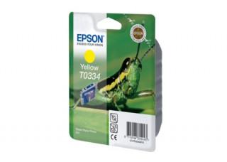 Epson sárga tintapatron, 1 darab, T0334 PC