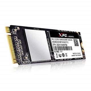 ADATA 256GB M.2 2280 (ASX6000NP-256GT-C) SSD PC
