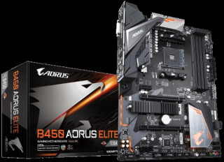 Gigabyte B450 AORUS ELITE desktop alaplap PC