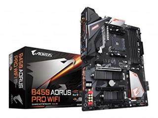 Gigabyte B450 I AORUS PRO WIFI desktop alaplap PC