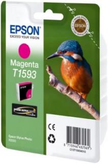 Epson bíbor tintapatron, T1593 PC