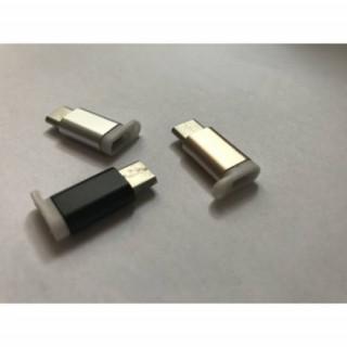 BH345 Type-C Micro USB ezüst, adatkábel és dokkoló. Mobil