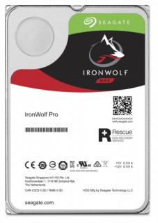 Seagate IronWolf Pro HDD, 3.5