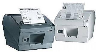 Star TSP800-II nyomtató, USB, vágó, grafit PC