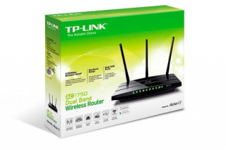 TP-LINK ArcherC7 AC1750 Wireless Dual Band Gigabit Router, PC
