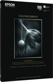 Epson Cold Press Bright, DIN A2, 25 Sheets PC