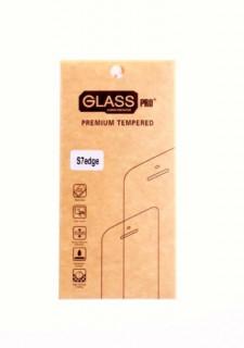BH115 Képernyővédő üveglap - Samsung S7 edge Mobil
