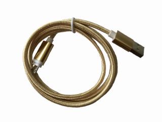 BH202 Type-c USB kábel 1m arany 2A Mobil