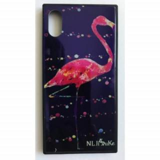 BH685 Telefon tok BLU-RAY Üveg Bird Black Iphone 5 Mobil
