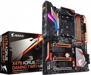 Gigabyte X470 AORUS GAMING 7 WIFI desktop alaplap PC